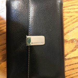 Liz Claiborne leather wallet